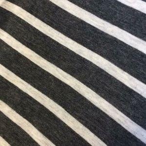 Vince Tops - 🚫SOLD🚫Vince Pima Cotton Striped Tee Sz S